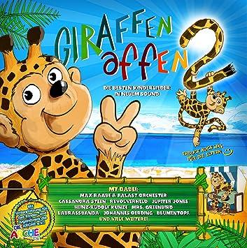 giraffenaffen cd