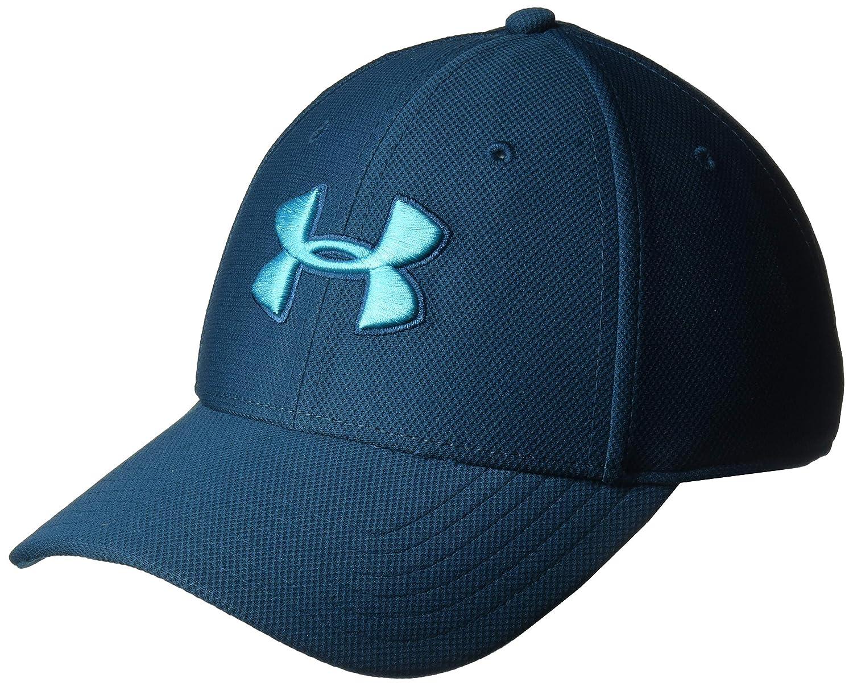 64b8b12bbca Under Armour Men's Baseball Cap UA Blitzing 3.0, Comfortable Snapback for  Men with Built-In Sweatband, Breathable Cap for Men