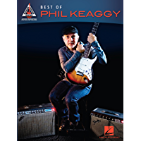 Best of Phil Keaggy Songbook (Guitar Recorded Versions) book cover