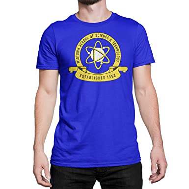 f503ee2b Cellblock 1138 Spiderman : Homecoming Inspired Midtown School of Science &  Technology Shirt