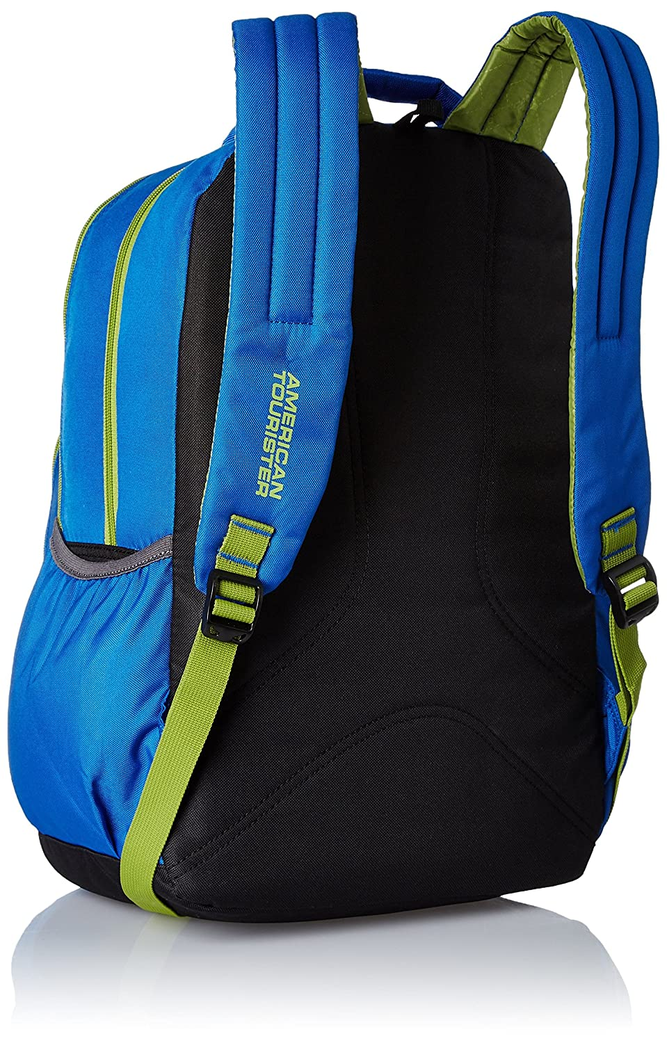 American Tourister 21 Lts Ebony Blue Casual Backpack (Ebony Backpack  02 8901836132724)  Amazon.in  Bags 8c43281858f26