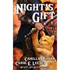 Night's Gift: The Adventure Begins (Of Cats And Dragons Book 1)