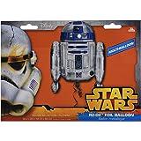 Ballon de fête Star Wars R2-D2 66cm