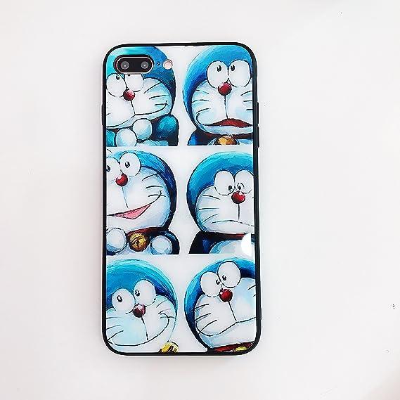 doraemon and friends iphone case