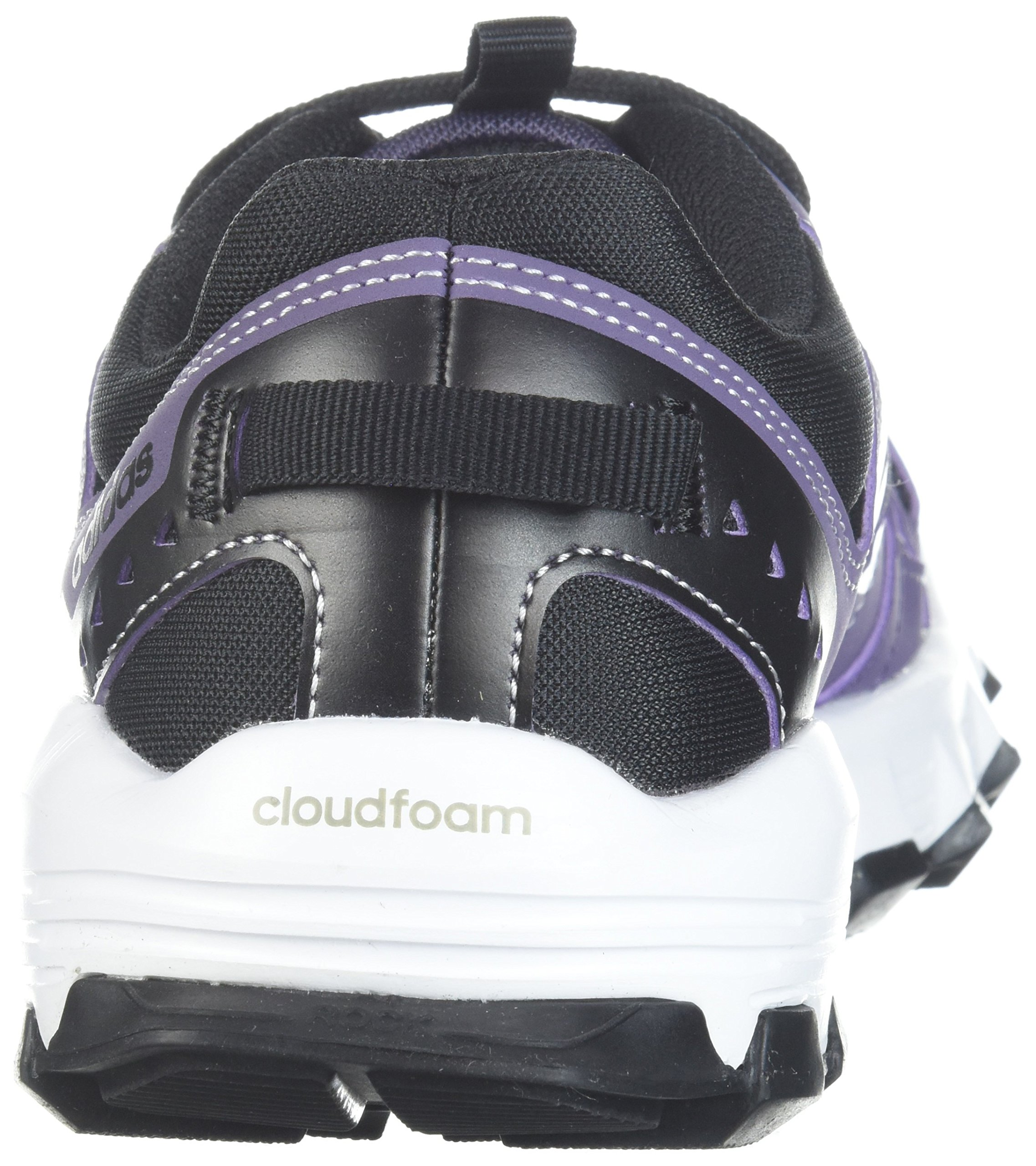 adidas Women's Rockadia w Trail Running Shoe, Trace Purple/White/Core Black, 7 M US by adidas (Image #2)