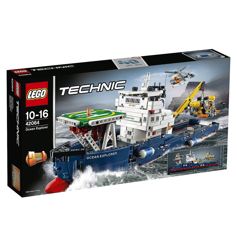 LEGO Technic Explorador oceánico