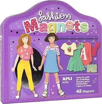 Comprar APLI Kids- Fashion Juego magnético, Multicolor (17201)