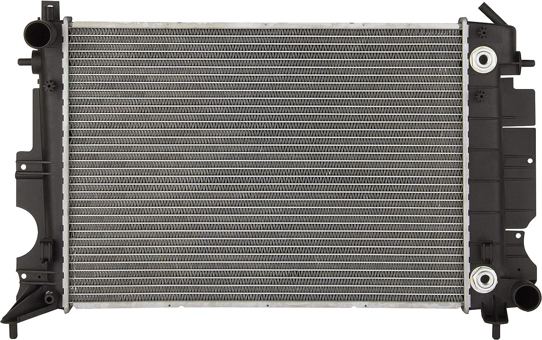 Spectra Premium CU2080 Complete Radiator for Saab