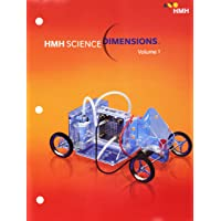 HMH Science Dimensions: Student Edition Interactive Worktext Set Grade 4 2018