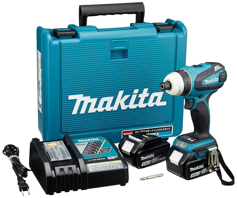 マキタ(makita) 充電式4モードインパクトドライバ(黒) TP141DZB B01CHGTY88 黒 本体のみTP141DZB 黒