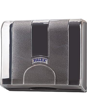 Palex Z-Fold - Dispensador de Toallas de Papel