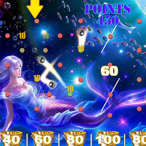 [DROP BALLS N GET RICH - Pachinko Slots 2 : Casino Gambling] (Fun Dress Up Games For Adults)