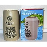 Erdinger 2019 - Jarra de Cerveza Blanca (0,5