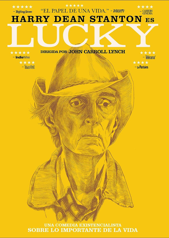 Lucky [DVD]: Amazon.es: Harry Dean Stanton, Ed Begley Jr ...