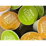 Dolce Gusto 50 mix loose pods Cappuccino/Latte coffee/milk pods