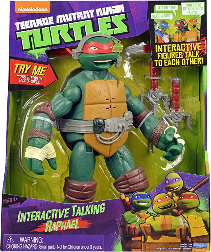 Amazon.com: Teenage Mutant Ninja Turtles 11