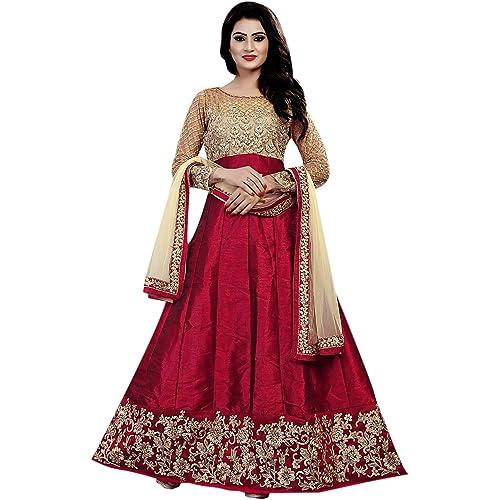 Anarkali Gown for Wedding: Buy Anarkali Gown for Wedding Online at ...