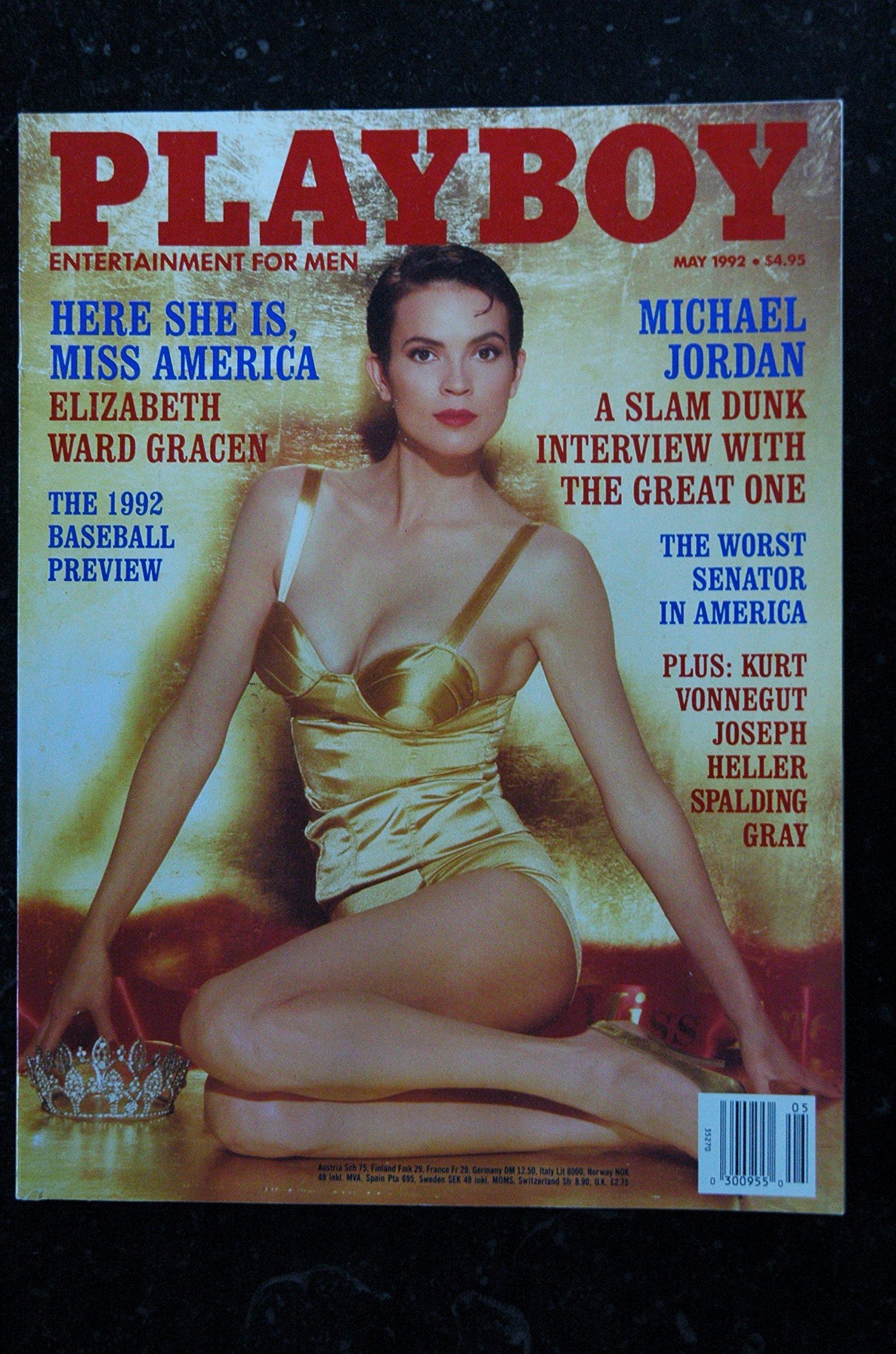 PLAYBOY US 1992 05 ELIZABETH WARD GRACEN MICHAEL JORDAN Anna Nicole Smith  Michael Jordan: Les Trésors d Emmanuelle: 3701136721117: Amazon.com: Books