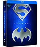 Batman/Superman Anthology Tin (9 Blu-Ray)