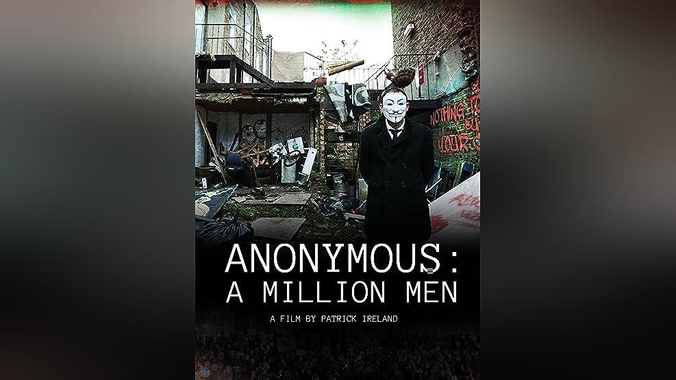 ANONYMOUS - A MILLION MEN