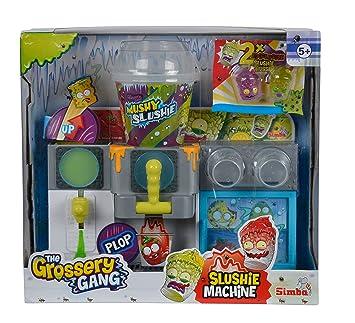 Grossery Gang - Fábrica de granizados, playset (Simba 9291003): Amazon.es: Juguetes y juegos