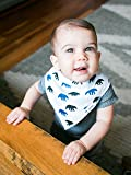 Baby Bandana Drool Bibs for Boys, Super Absorbent