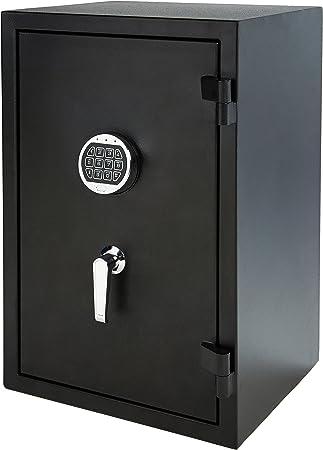 AmazonBasics - Caja fuerte ignífuga, 60 l: Amazon.es: Bricolaje y herramientas