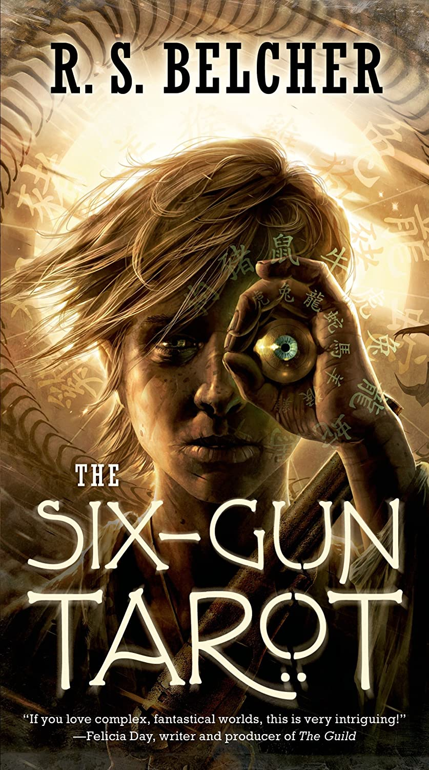 The Six-Gun Tarot (Golgotha Book 1) (English Edition) eBook ...