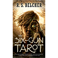 The Six-Gun Tarot (Golgotha Book 1) book cover