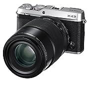 FUJIFILM 交換レンズ80mm XF80MMF2.8