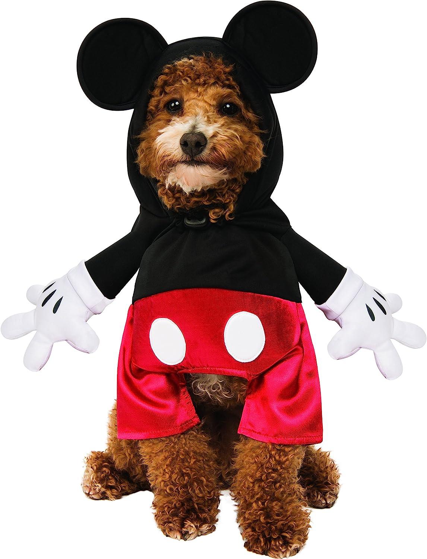 RubieS Disfraz Oficial de Mickey Mouse de Disney, Disfraz para ...