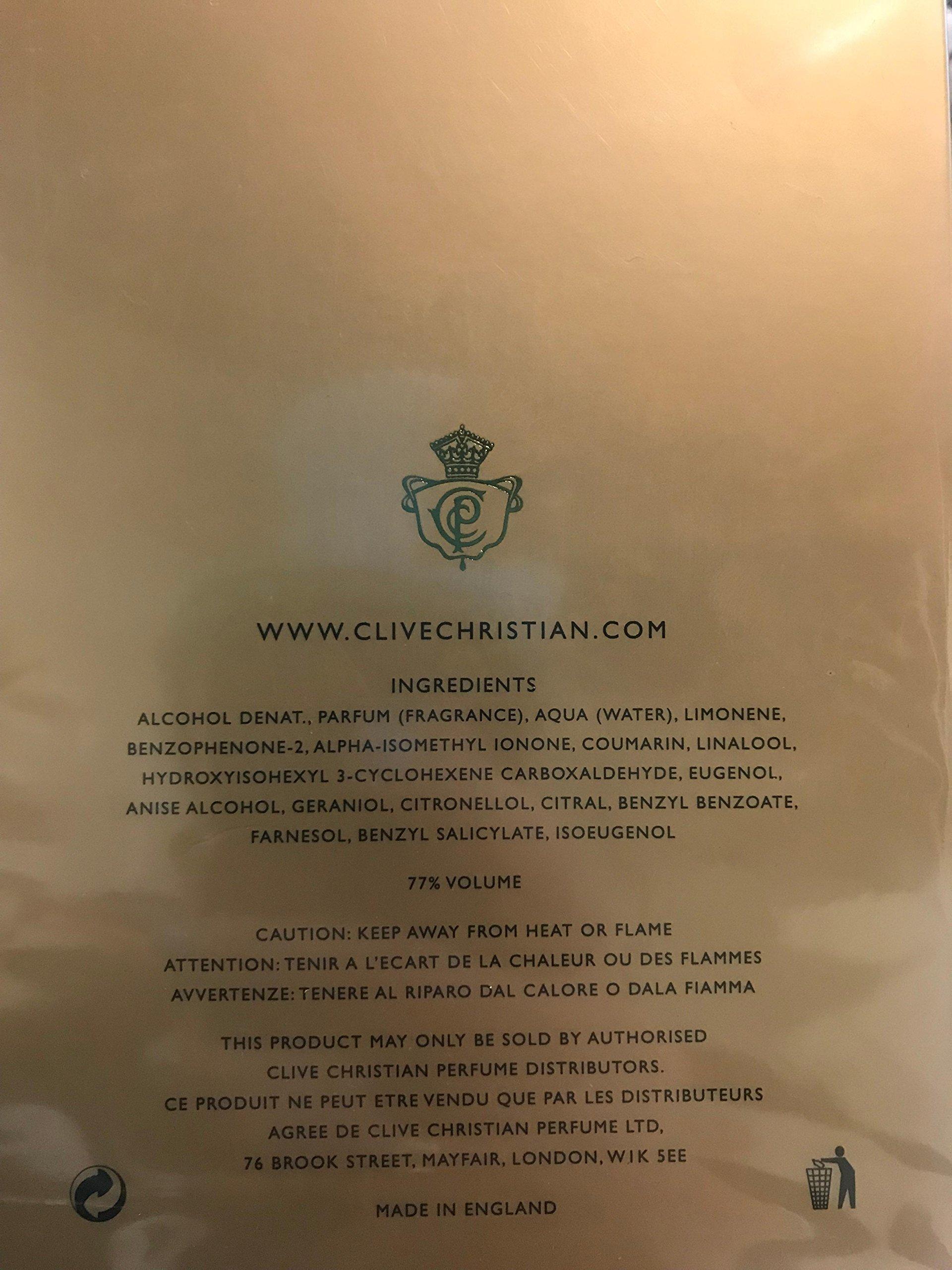 Clive Christian No 1 Parfum for men 1.7 oz Spray