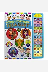 Disney Baby Mickey Mouse, Minnie Toy Story, Frozen, Lion King and More! - Sound Storybook Treasury - PI Kids Board book