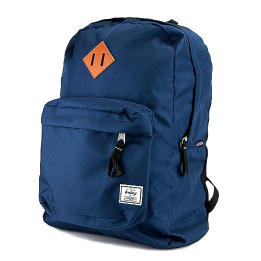 Benteng Classic Lightweight Hiking Daypack School Bag Rucksack Travel Backpack