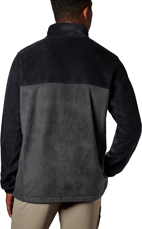 Columbia Mens Steens Mountain Half Zip Soft Fleece Jacket