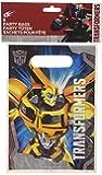 6 Sacchetti Per Caramelle Transformers