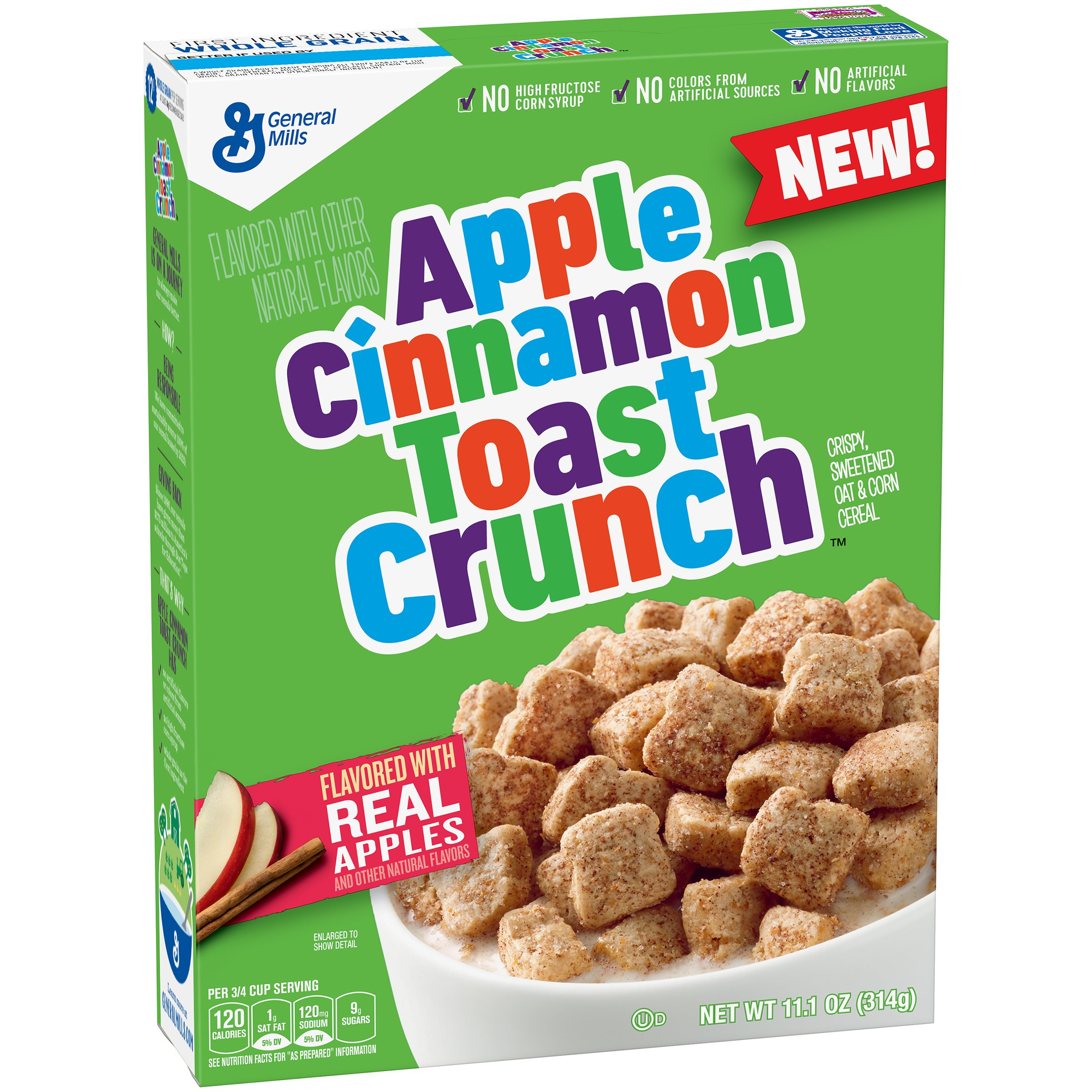 Amazon.com: Strawberry Toast Crunch Cereal, 18.25 Oz: