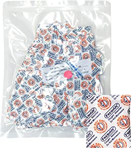 AwePackage 100cc Oxygen Absorber(100 packets in a bag, Total 100 Packets) - Long Term Food Storage (100, 100 CC)