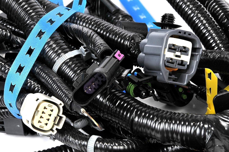 ACDelco 23101957 GM Original Equipment Headlight Wiring Harness