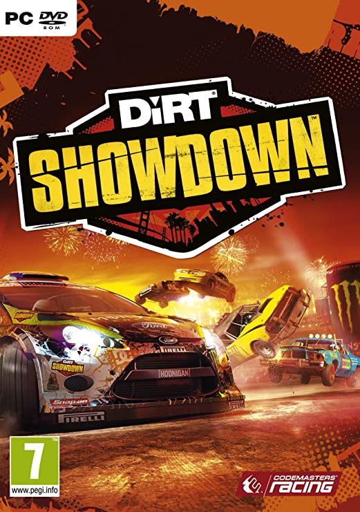 Codemasters Dirt Showdown, PC - Juego (PC, Xbox 360, Racing, E10 + (Everyone 10 +)): Amazon.es: Videojuegos