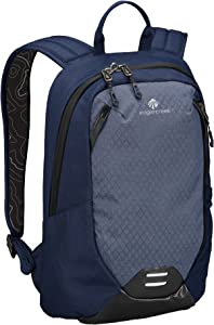 Eagle Creek Unisex Travel Laptop Backpack-multiuse-Hidden Tech Pocket, Night Blue/Indigo, One Size