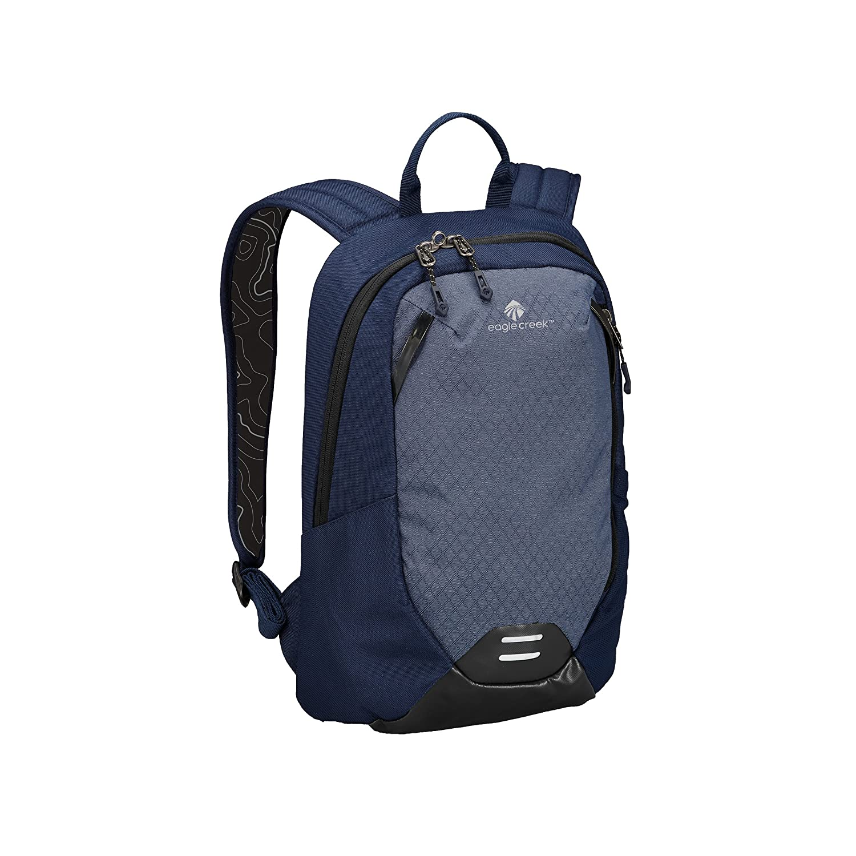 Eagle Creek Unisex Travel Laptop Backpack-multiuse-Hidden Tech Pocket