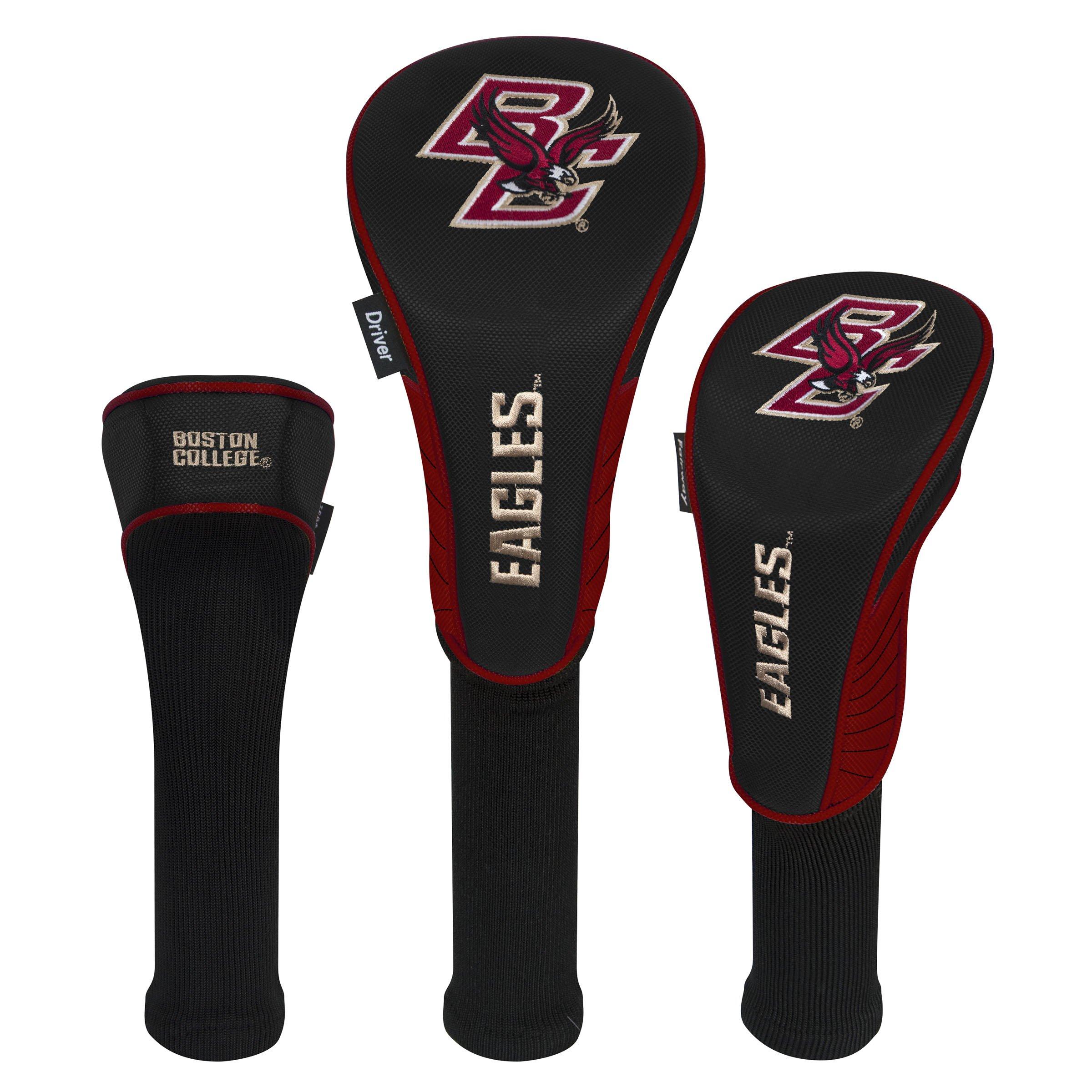 Team Effort Boston College Eagles Set of Three Headcovers
