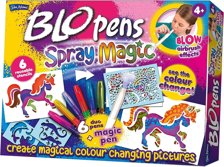 John Adams Spray Magic BLOPENS from