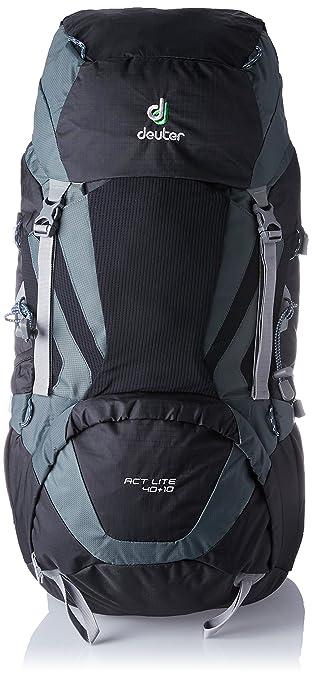 Deuter ACT Lite 40 10 Trekking Rucksack BlackGranite