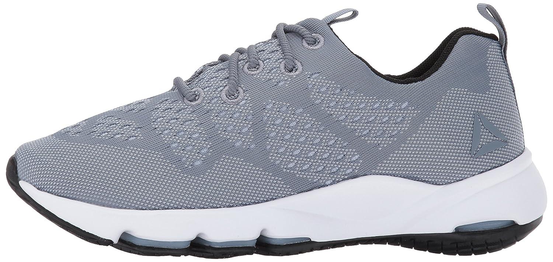 Reebok Women's Cloudride LS DMX Walking Shoe B01MS44GK3 8.5 B(M) US|Asteroid Dust/Cloud Grey/White/Black