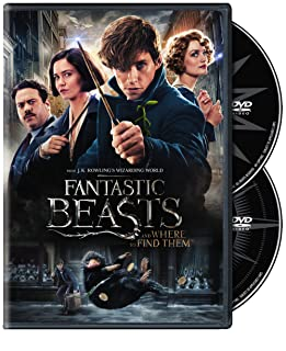 Book Cover: Fantastic Beasts and Where to Find Them