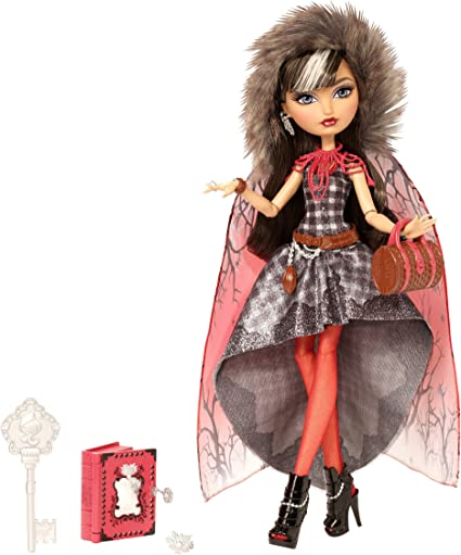 MATTEL EVER AFTER HIGH LEGACY DAY CERISE HOOD DOLL