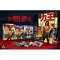 Story of Ricky - DELUXE COLLECTOR'S EDITION [Blu-ray] [2021]