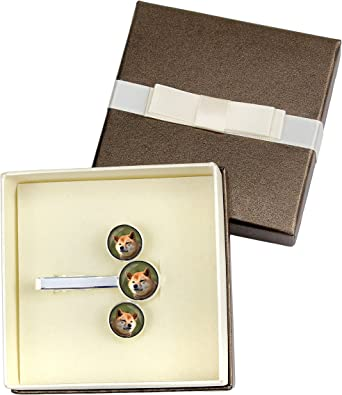 Shiba Inu, Gemelos y Tiepin, photo-jewelry, joyas para hombres ...